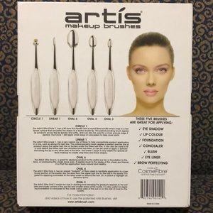 Make up Brush Set - Artis Elite Collection